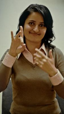 Images of Diversity - Bible in Sign Language